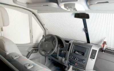 Mercedes sprinter window blinds